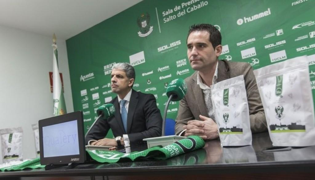 Qualery y el Club Deportivo Toledo presentan la Qualery Cup, que se celebra el próximo mes en Toledo.